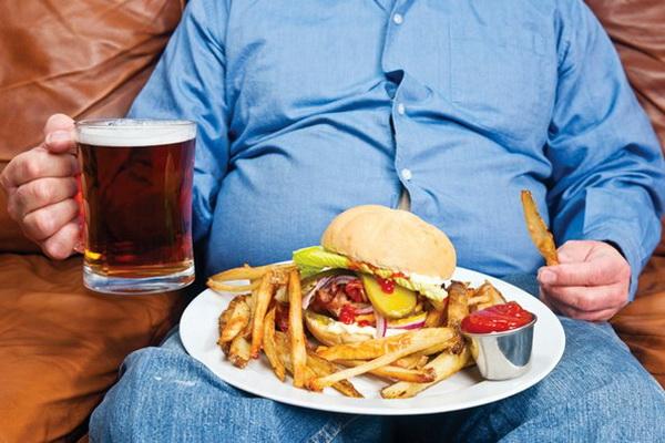 Неправильное питание приводит к атеросклерозу