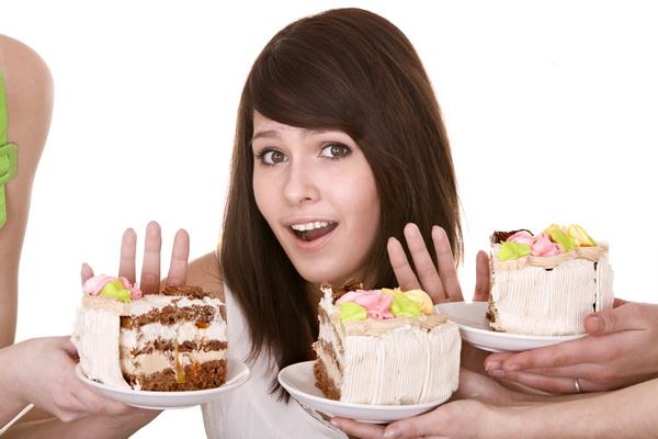 Отказ от сладкой пищи