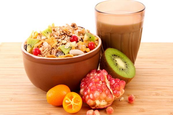 Здоровое питание при высоком уровне холестерина и ТГЛ в крови