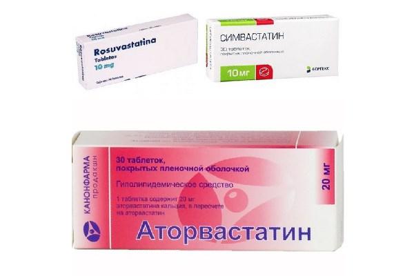 Препараты статины