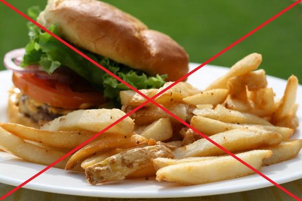 Какие продукты запрещено есть при повышенном уровне холестерина