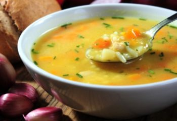 Какие супы принесут пользу при повышенном уровне холестерина?