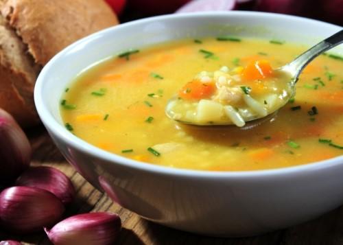 суп при повышенном уровне холестерина
