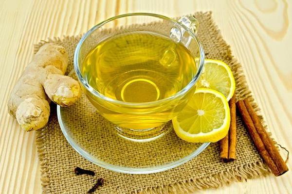 Имбирный чай поможет уменьшить холестерин