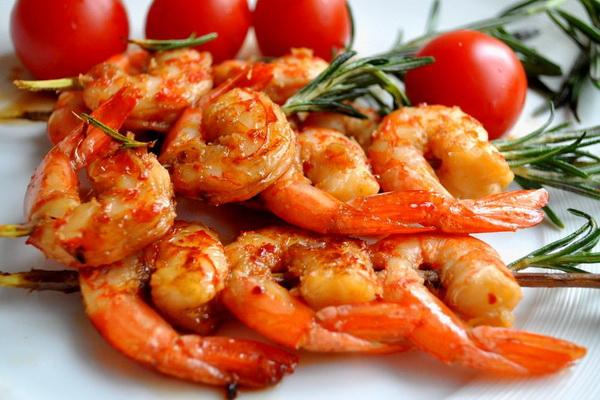 Креветки и холестерин