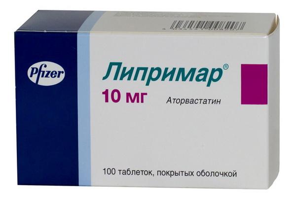 Липримар − препарат для сердца и сосудов