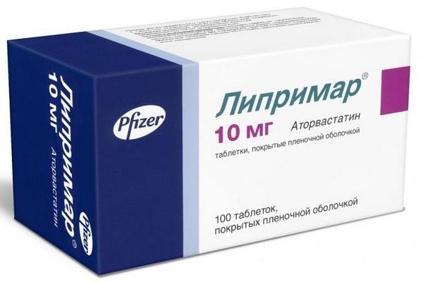 Липримар − препарат для против холестрина