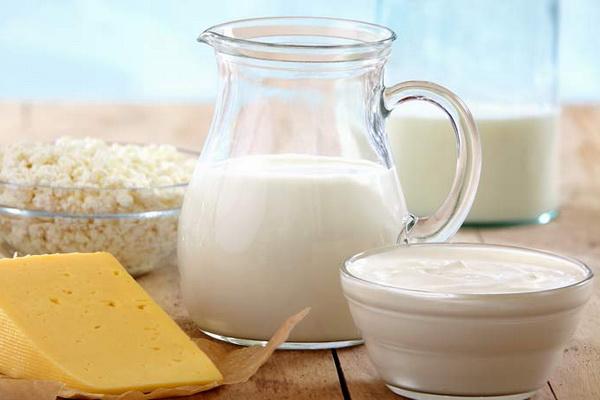 Молочные продукты при повышенном холестерине