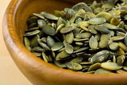 Тыквенные семечки от холестерина