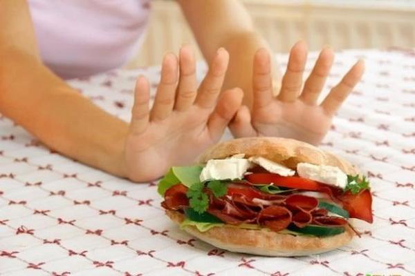Отказ от вредной пищи, содержащей холестерин