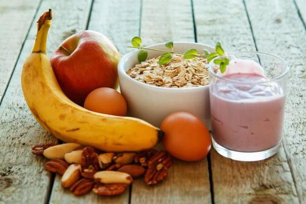 Продуктовый набор, входящий в состав диеты, где мало холестерина