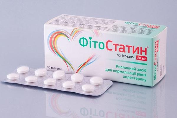 Фитостатин (поликозанол)