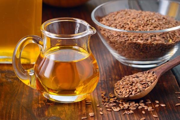 Льняное масло против атеросклероза
