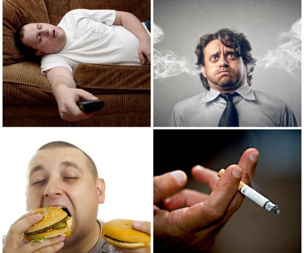 Факторы, провоцирующие дислипидемию