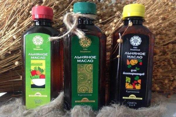 Льняное масло обладает выраженными лечебно-профилактическими свойствами в отношении атеросклероза