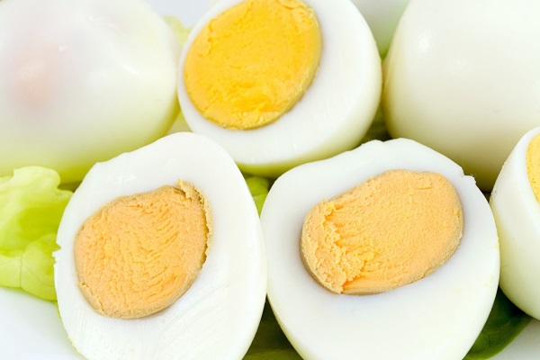 Желток – источник витамина В4