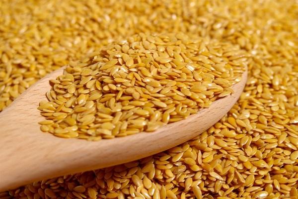Семена льна положительно влияют на работу организма