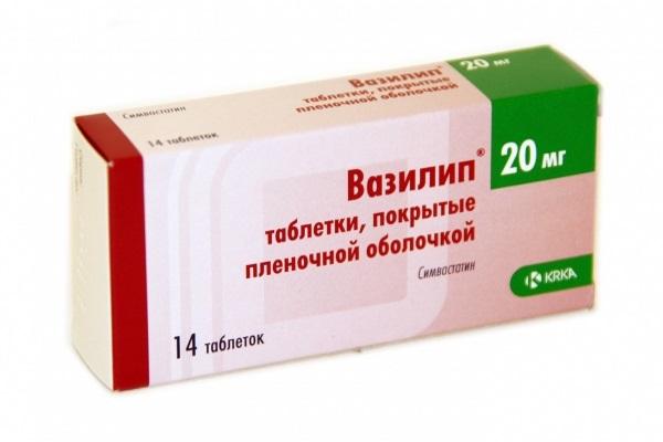Препарат из группы статинов