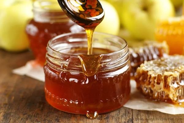 Мед содержит целый спектр полезных веществ