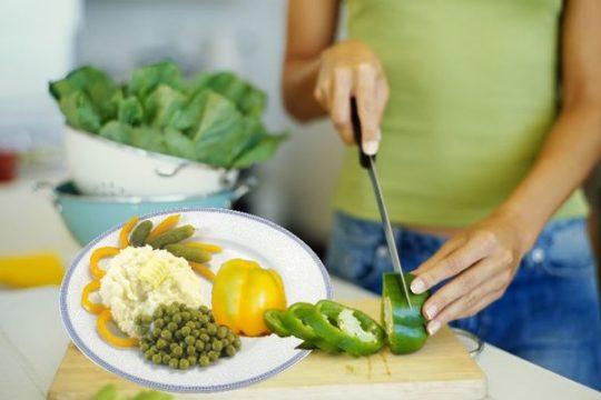 Приготовление здоровой пищи