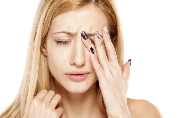 Атеросклероз с поражением глазных артерий