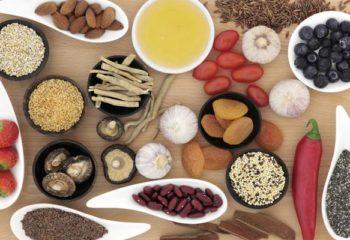 Продукты с нулевым и минимальным количеством холестерина