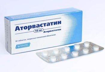 Аторвастатин: актуальное о препарате, действие, показания и применение